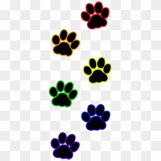 Rainbow Paw Print Png / Please remember to share it with your friends if you like.