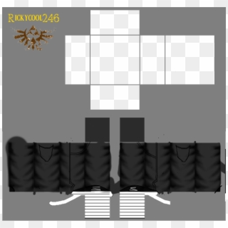 Black N White Open Jacket Roblox Guitar Tee With Black Jacket Roblox Shirt Template Supreme Clipart 5901845 Pikpng
