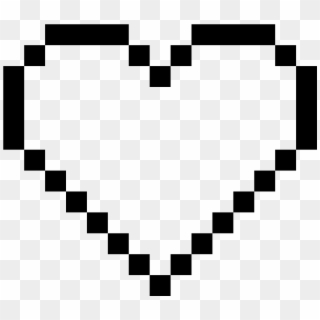 Free Pixel Heart Png Transparent Images - PikPng